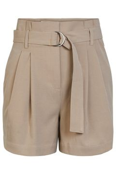 Y.A.S Yasjennifer Short Women beige(116613525)