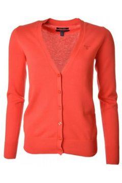 Gilet Gant Cardigan rouge pour femme(115387350)