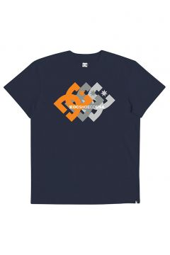 DC Logo Ballad T-Shirt zwart(109249892)