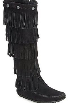 Bottes Minnetonka 5 LAYER FRINGE BOOT(101537046)