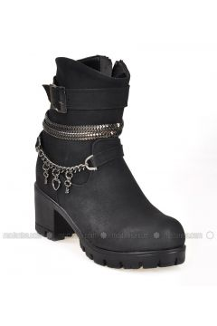 Black - Boot - Boots - Vizon(110330332)