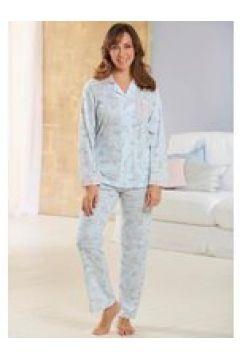Blommig pyjamaströja Mix&Match(112297070)