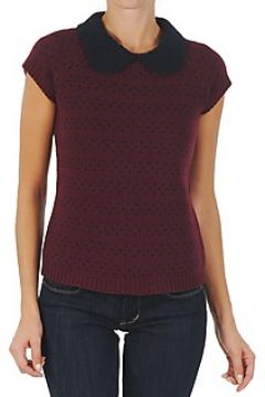 Pull Manoush TOP CROCHET CŒUR(115385851)