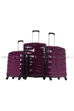 Purple - Suitcases - NK(110329008)