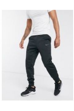 Nike Training Therma - Joggers affusolati neri-Nero(122774213)