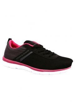 TIFFANY&TOMATO Siyah Fuşya Kadın Yürüyüş Ayakkabısı(110921347)