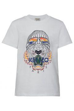 Tiger Jb 4 T-Shirt Weiß KENZO(118538122)