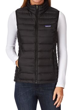 Patagonia Sweater Damen Thermoweste - Black(100258072)
