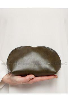 Khaki - Clutch Bags / Handbags - Gio & Mi(110314644)