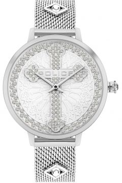 POLICE, Police Damen-Uhren Analog Quarz(108026655)