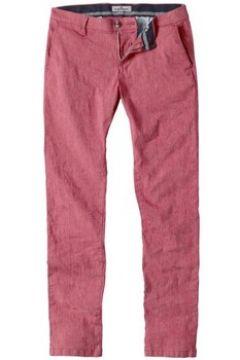 Pantalon Europann Pantalon chino slim fit lin chiné GORDON(88522422)