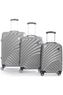 Valise Geographical Norway Set de 3 bagages en ABS SANTONI(115499017)
