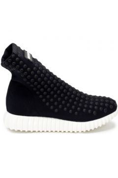 Chaussures Gioselin LIGHT STUDS BLACK(115495281)