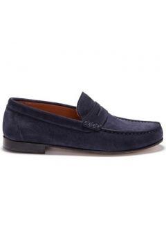 Chaussures Hugs Co. Mocassins Penny en daim(115401838)