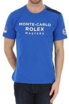 T-shirt Sergio Tacchini Irune Blu(115478235)