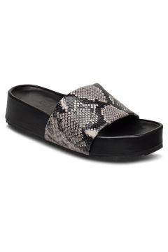 Split Sandals Flache Sandalen Grau TWIST & TANGO(114160385)