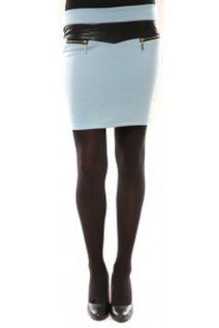 Jupes Nina Rocca Jupe J.X Fashion Bleu(115471570)
