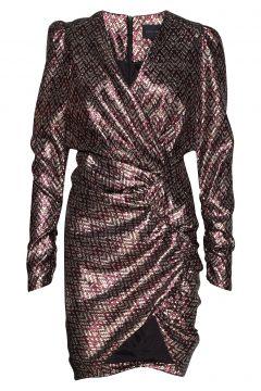 May Dress Kleid Knielang Bunt/gemustert BIRGITTE HERSKIND(114163952)