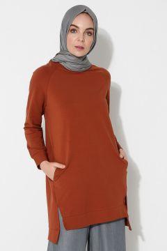 Sweat-shirt HÜMA SULTAN Brique(119069582)