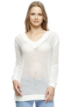 Darling Beyaz Bluz(113953045)