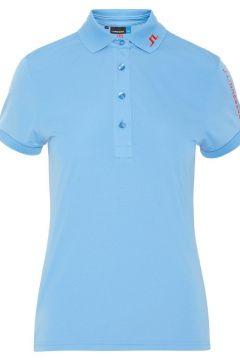 J.LINDEBERG Tour Tech Polo Dames Blauw(108901885)