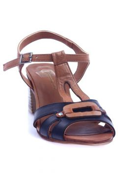 Mammamia Siyah Faber /Taba Kadın Sandalet(114221584)