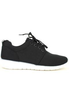 Chaussures Cendriyon Baskets Noir Chaussures Femme(115425054)