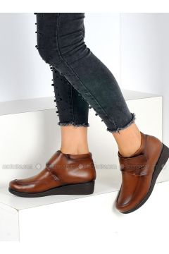 Tan - Boot - Boots - Pembe Potin(110313743)