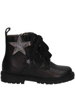 Boots enfant Romagnoli 2423-701 NERO Bottes Enfant Noir(127893054)