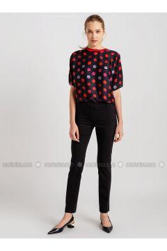 Black - Pants - NG Style(110341185)