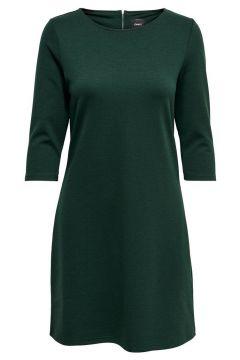 ONLY Blenden- Kleid Damen Grün(119968540)