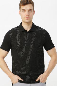 Fabrika Siyah Erkek Polo T-Shirt(113994690)
