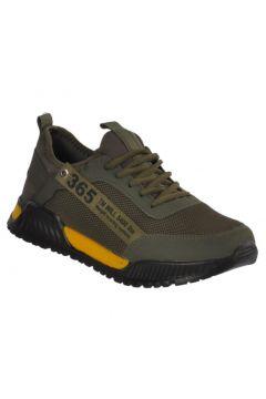 Forza 1646 Haki-siyah Erkek Spor Ayakkabı(118463346)