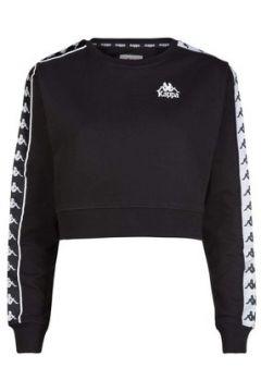 Sweat-shirt Kappa 222 BANDA AYS FELPA NERA(115509402)