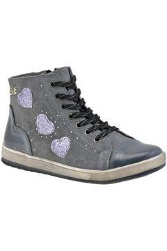 Chaussures enfant Didiblu Mid Zip Girl Baskets montantes(115495672)