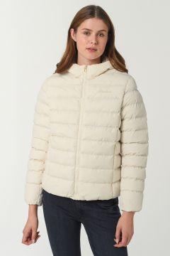 Skechers Outerwear W Padded Hooded Lightweight Mont(124744505)