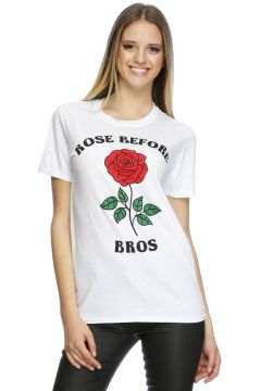 Missguided Beyaz T-Shirt(113955492)