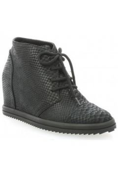 Chaussures Benoite C Derby cuir serpent(98736668)