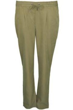 Pantalon Tommy Jeans Pantalon fluide vert kaki pour femme(115518823)