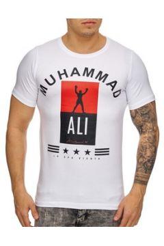 T-shirt Cabin T-shirt fashion imprimé Ali T-shirt 3136 blanc(115398151)