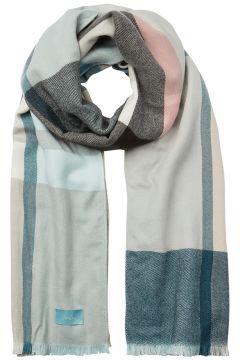 Joules Berkley Damen Schal - Light Blue Check(100269429)