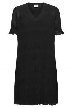 Lr-Jalina Kurzes Kleid Schwarz LEVETE ROOM(116951553)