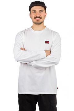 ALIS Classic Mini Logo Long Sleeve T-Shirt wit(85196402)