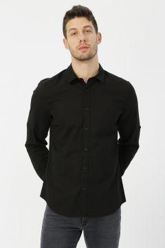 Loft Siyah Gömlek(120140317)