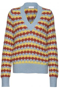 2nd Beau Strickpullover Bunt/gemustert 2NDDAY(108941796)