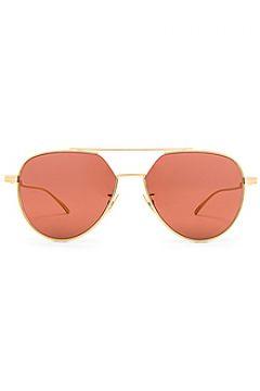 Солнцезащитные очки aviator - Bottega Veneta(115062738)