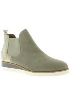 Boots We Do Boots cuir velours(127908907)