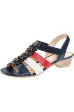 Sandale MONA Blau/Weiß/Rot(111495203)