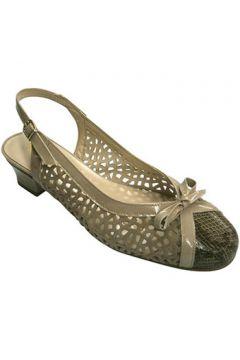 Sandales Roldán Ouvrir chaussures femme talon bas fermé(127926930)
