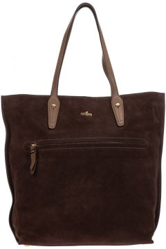 Women's suede shoulder bag(118302556)